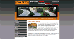 Preview of adoxbeton.sk